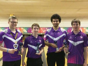 CHAMPS - BUTBA Student Championships 2015/16