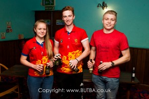 BUTBA Freshers Trios & Ex-Student X Games